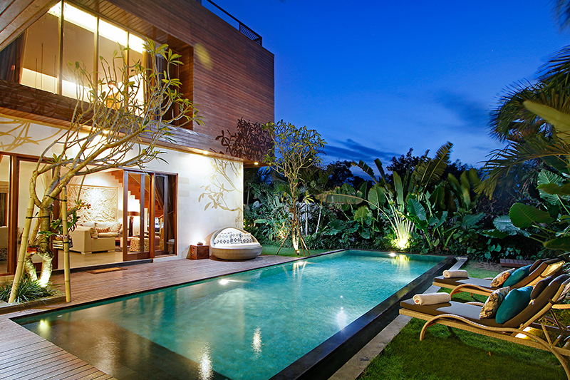 Modern Tropical Architecture, Great Use of Space, Ocean View