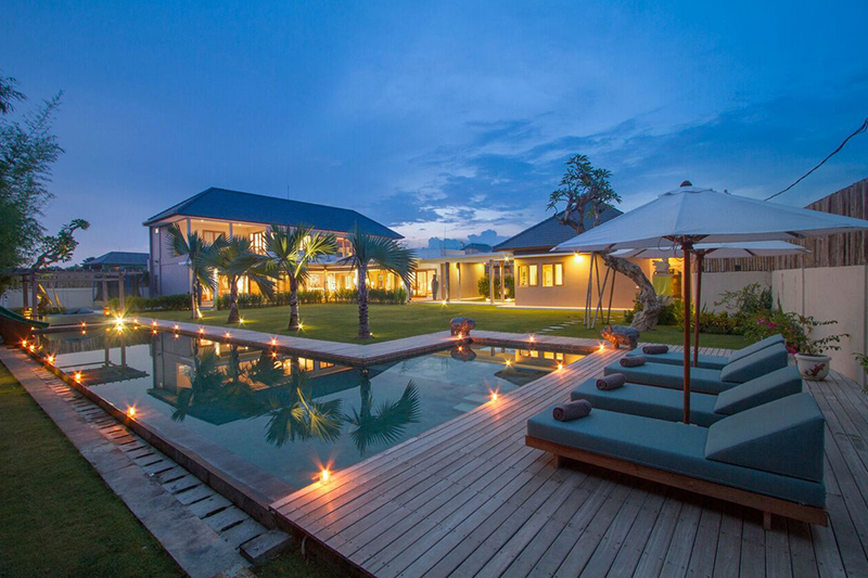 Stylish & Peaceful Canggu Villa