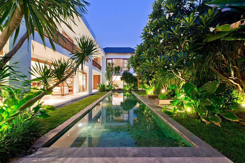 Luxury Oasis In Seminyak With A Long, Long Lease!