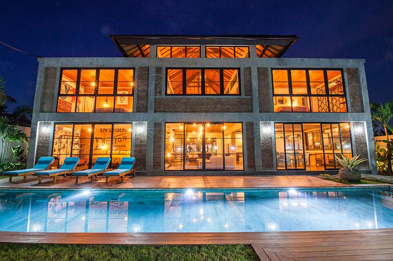 Villa in Padang Linjong, Canggu