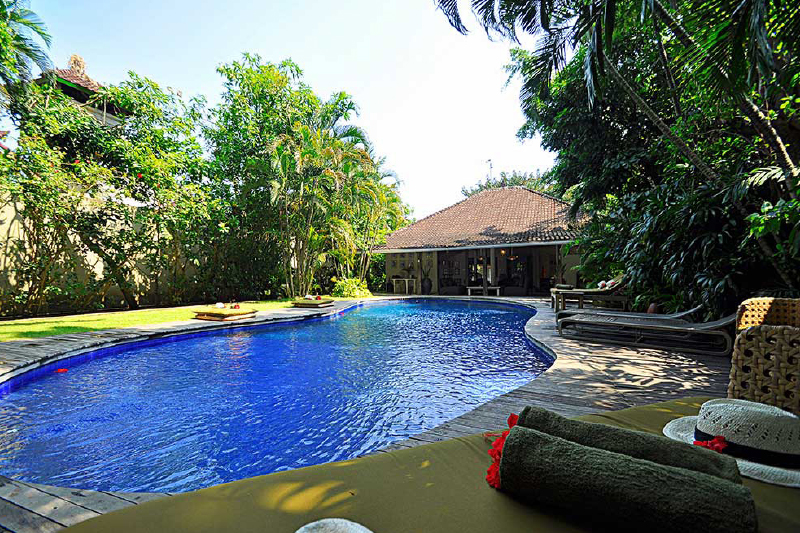Large Leasehold Villa in Heart of Seminyak