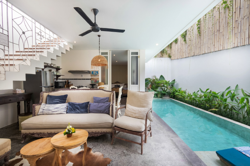 Your very own Canggu chic villa. Rent Out or Live