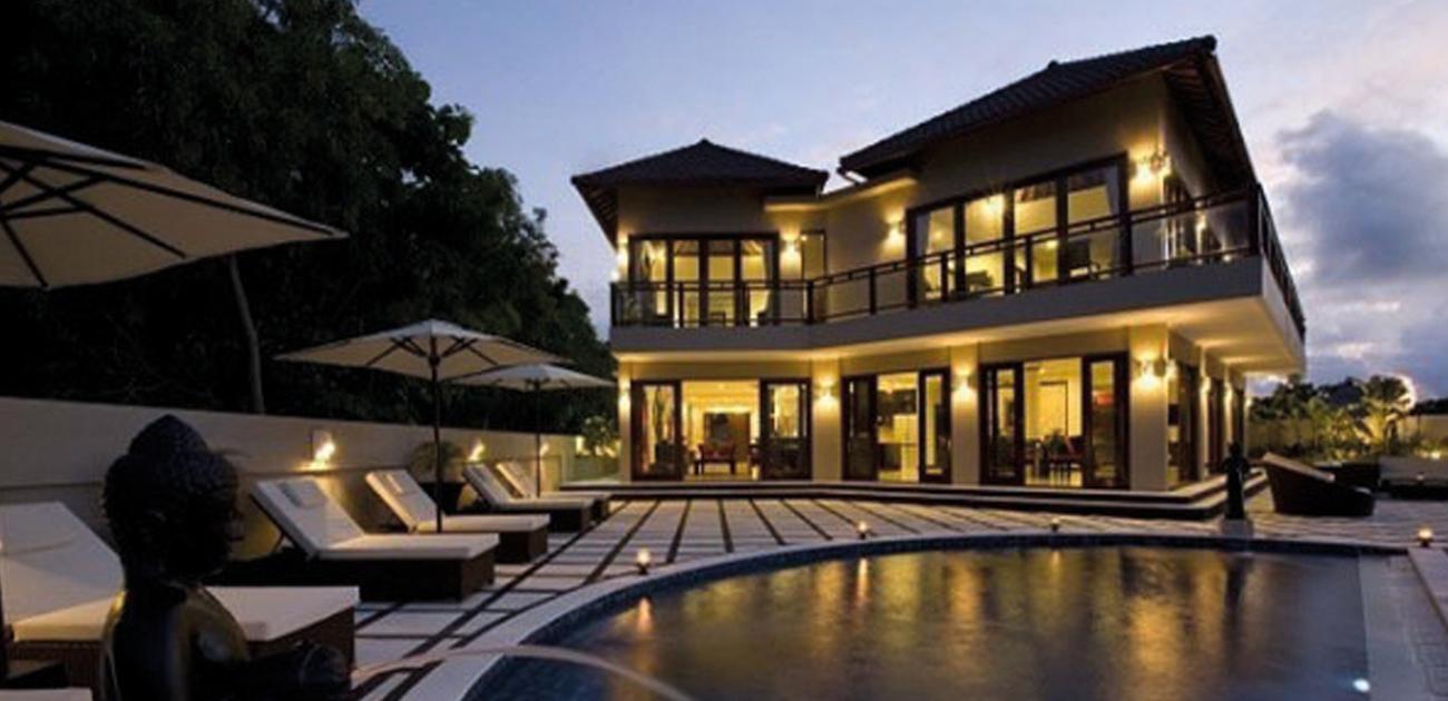 For Sale Ocean View Villa at Pecatu