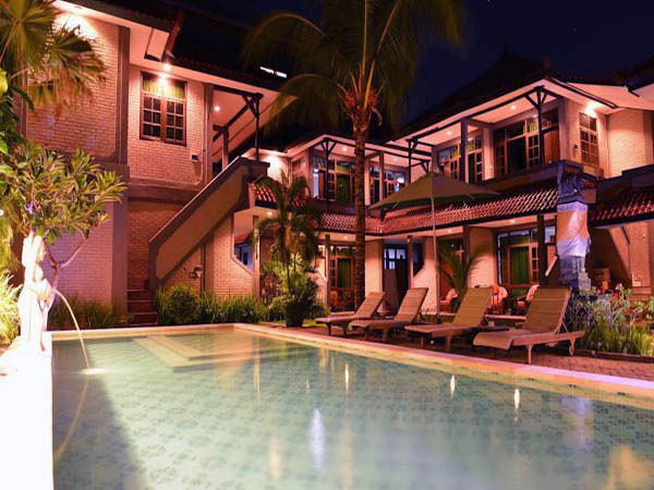 Hotel For Sale At Kuta with 70% Occupancy
