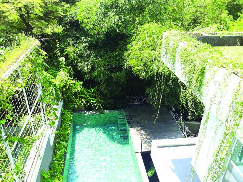 For Sale Modern Villa 2 at Taman Mumbul