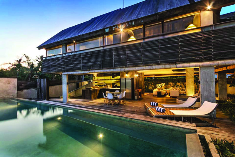Artistic Villa in Canggu (Available November 2018)