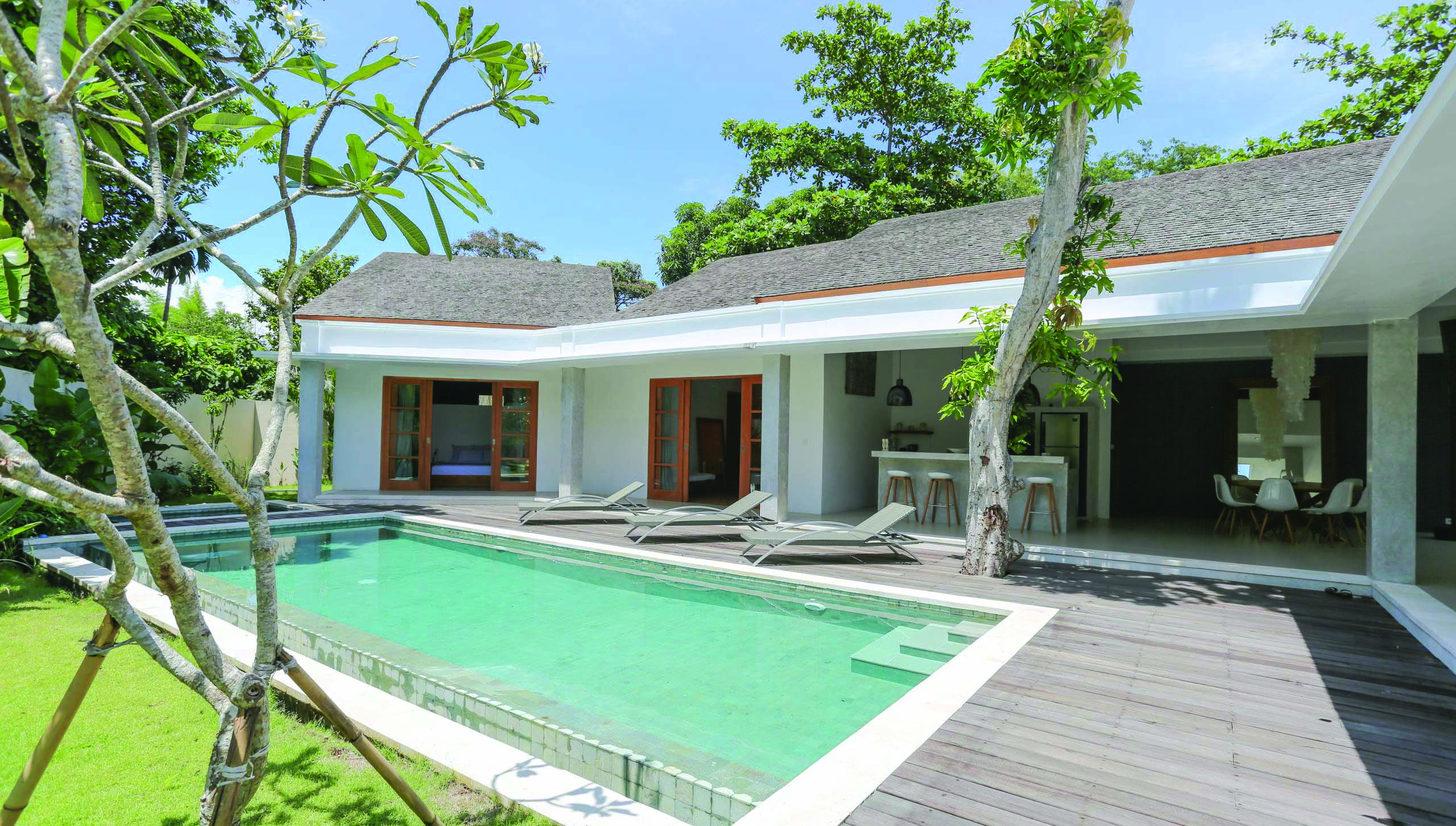 Wonderful and Luxurious Property in Umalas