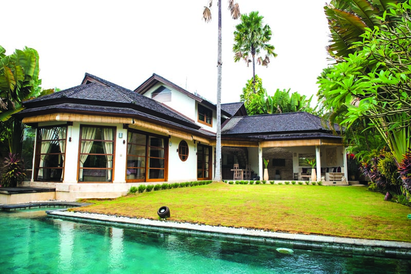 Quiet Country Canggu Lifestyle