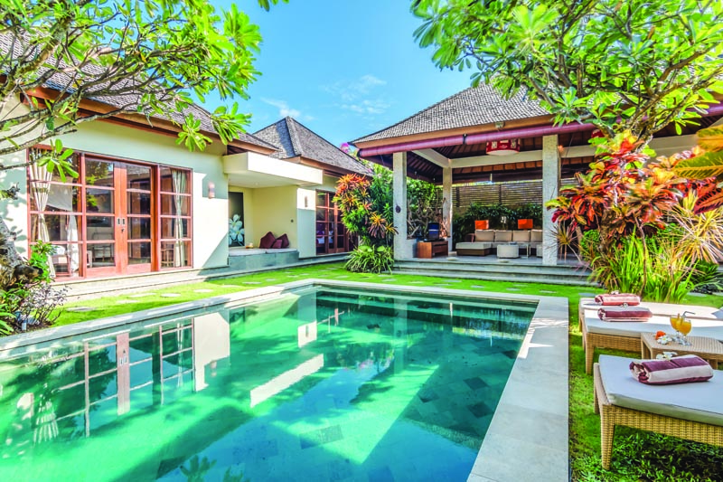 Charming Modern Balinese Compound
