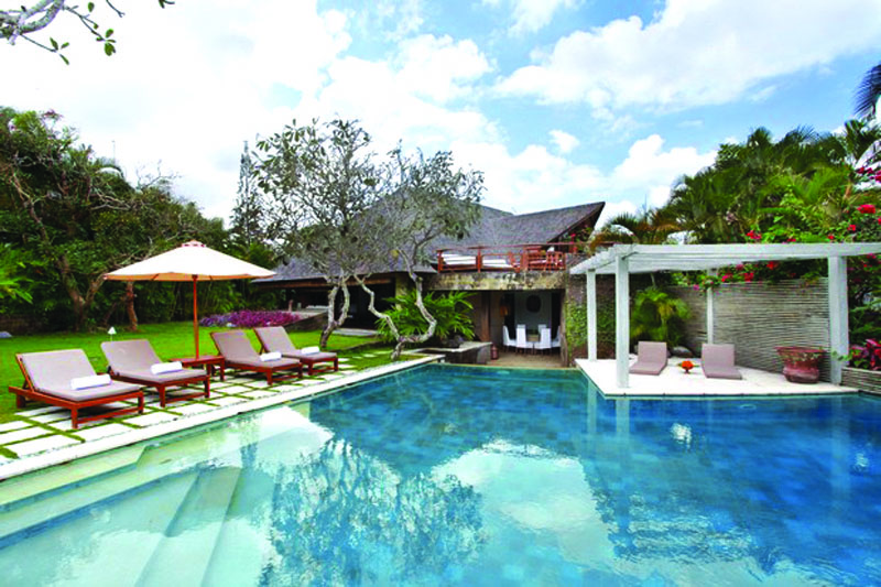 Luxury Two Bedroom Villa in Kerobokan