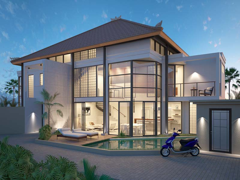 For Sale-Off plan apartment project in Seminyak/ Ap 1