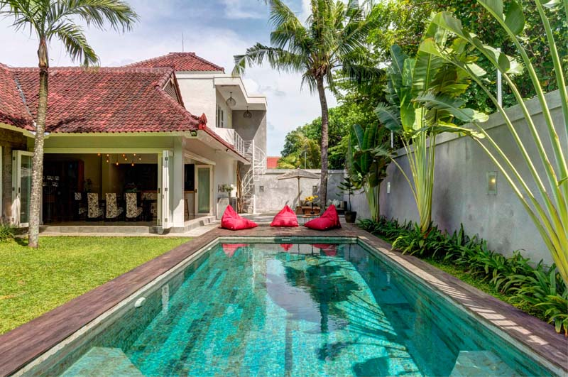 Beautiful & Versatile Kerobokan Villa