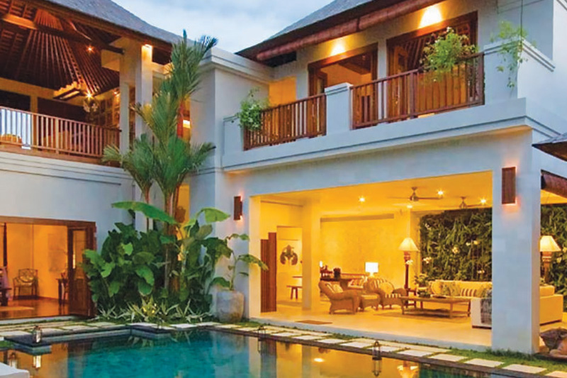 Multi Level Villa, Seminyak, Tropical Living at its Best
