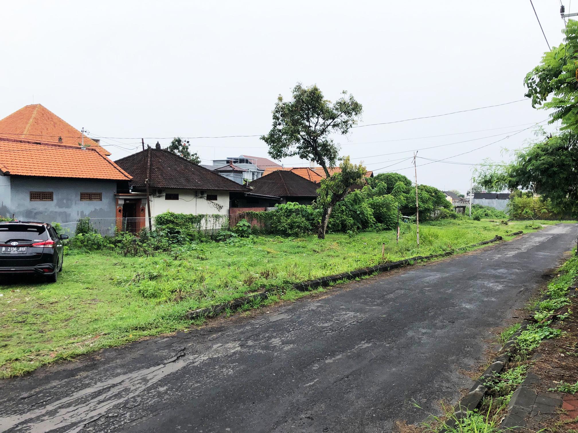 Prime 150m2 Blocks of Land for Sale in Seminyak East