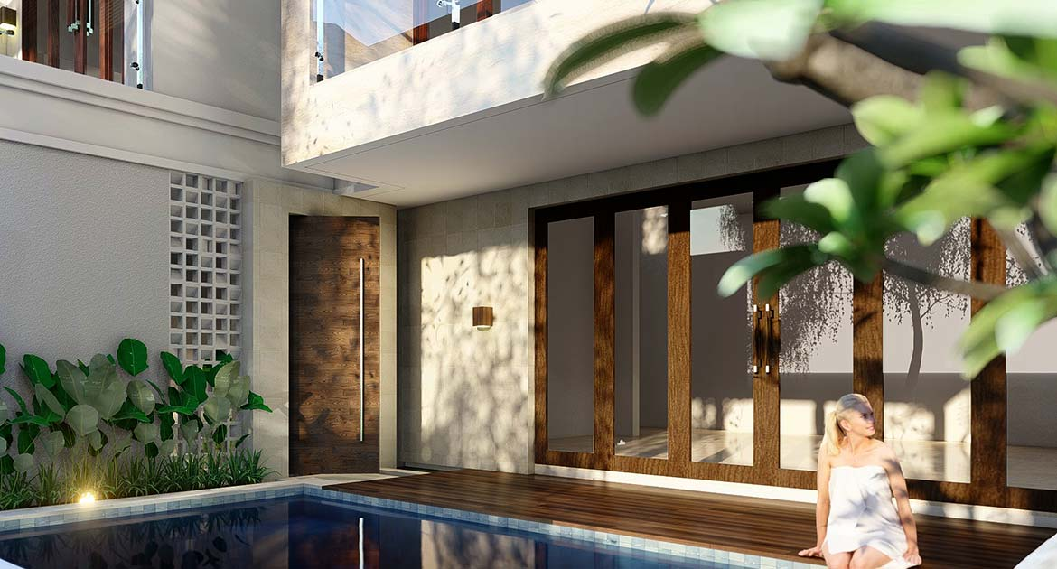 Brand New 3-Bedroom Suite Villa in the heart of Seminyak