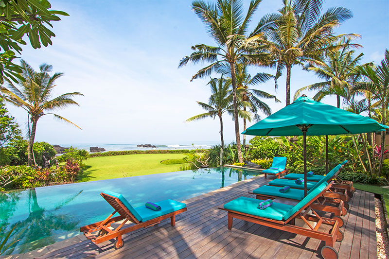 Classic Balinese Waterfront Estate