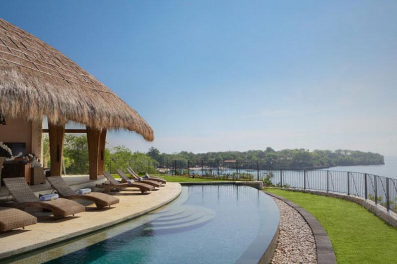 Absolute Oceanfront Luxury Designer Commercial Villa