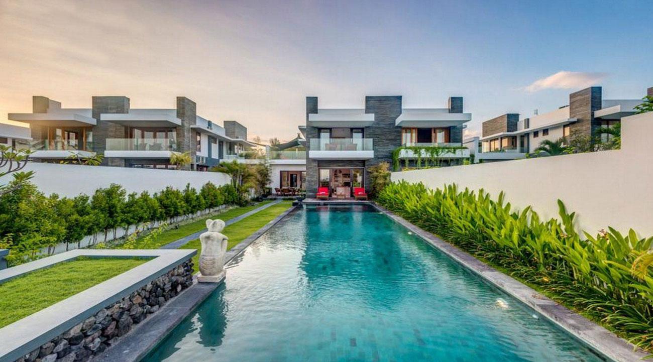 Luxury Beachfront Villa Close to Sanur