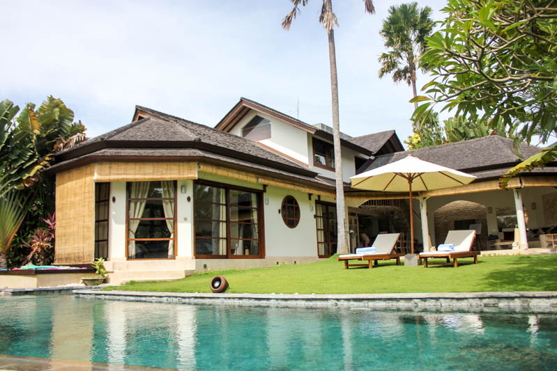 Modern Freehold Villa In Canggu