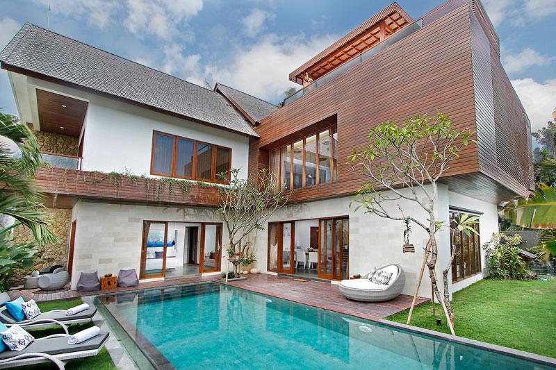 Ombak Dua Luxury Villas in Beautiful Cemagi