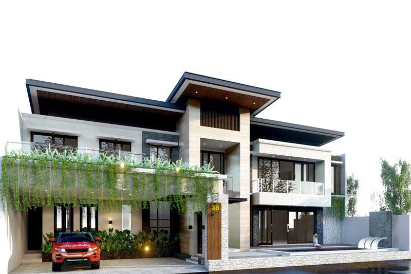 Brand New 4-Bedroom Suite Villa in Mertanadi Residence