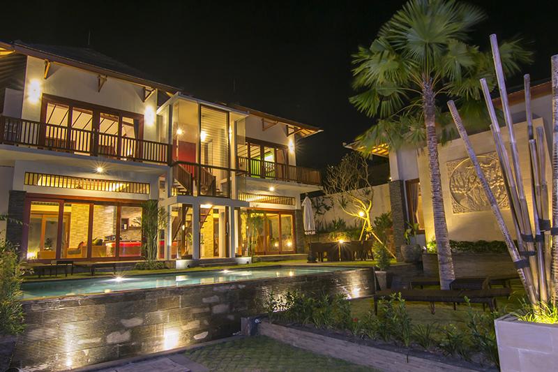 4 Villa's Complex at Pererenan Bali