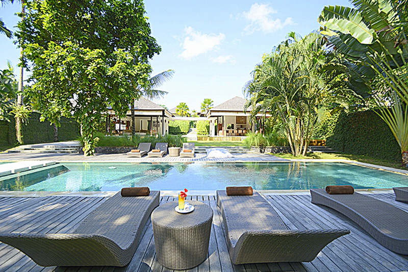 5 Bedroom Villa in Pererenan, Canggu