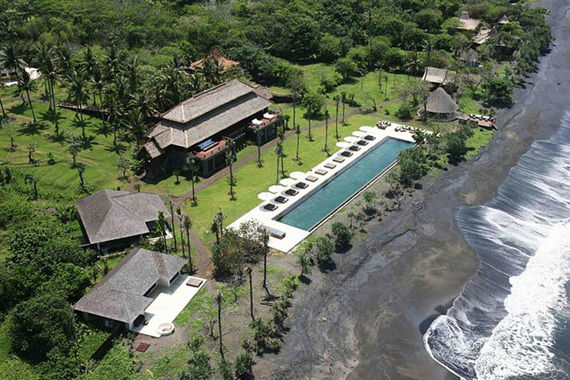 Beach Front Luxury Estate in Tabanan
