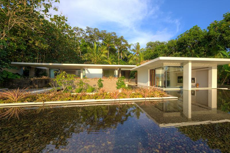 Ecofriendly Riverside Villa
