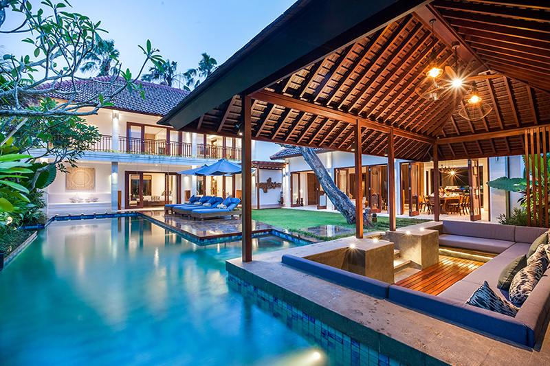 Stylish Four Bedroom Freehold Villa In Seminyak