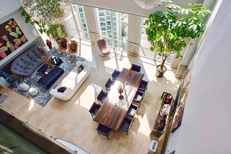 High Class Penthouse Apartment in In South Jakarta