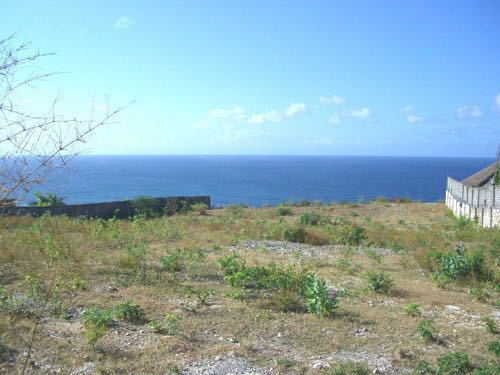 Cliff-Front Land at Pandawa Beach, with Spectacular Ocean Views.
