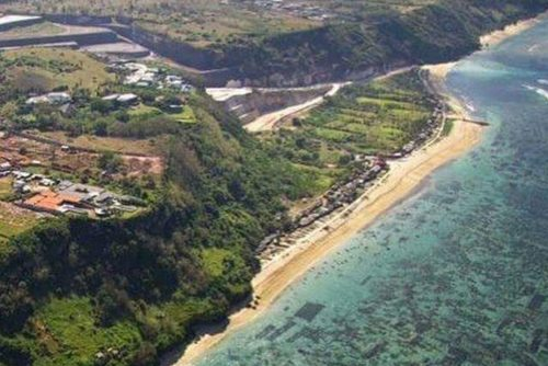 Cliff-Front Land In Pandawa Beach, with Spectacular Ocean Views.