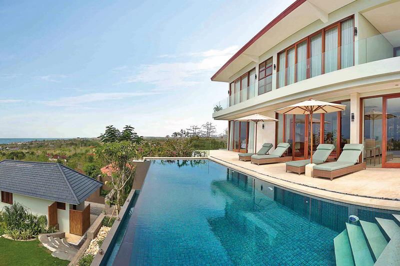 Outstanding Villa. 270° Spectacular Volcanoe and Ocean Views