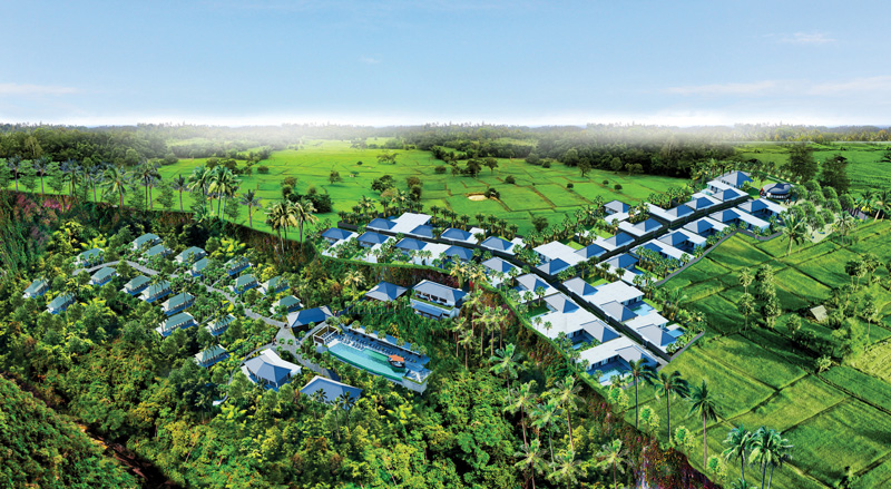Residential Village Development Offering 30 Exotic Villas for Those Looking to Invest in Unique and Exotic Lifestyle