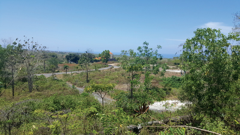 1700m2 Land In Uluwatu Pecatu