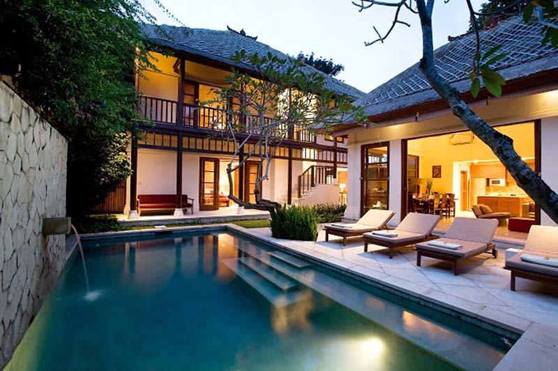 For Rent Luxury Villa at Jimbaran 5 stars Resort