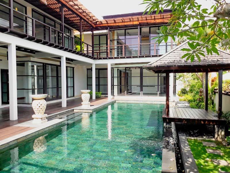 For Rent Luxury Ocean View Villa at Jimbaran