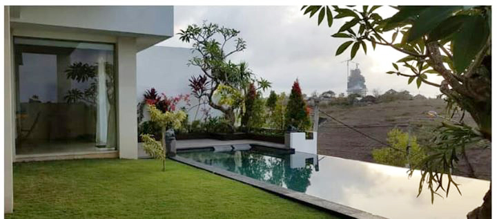 Villa for yearly rent in Bukit Ungasan