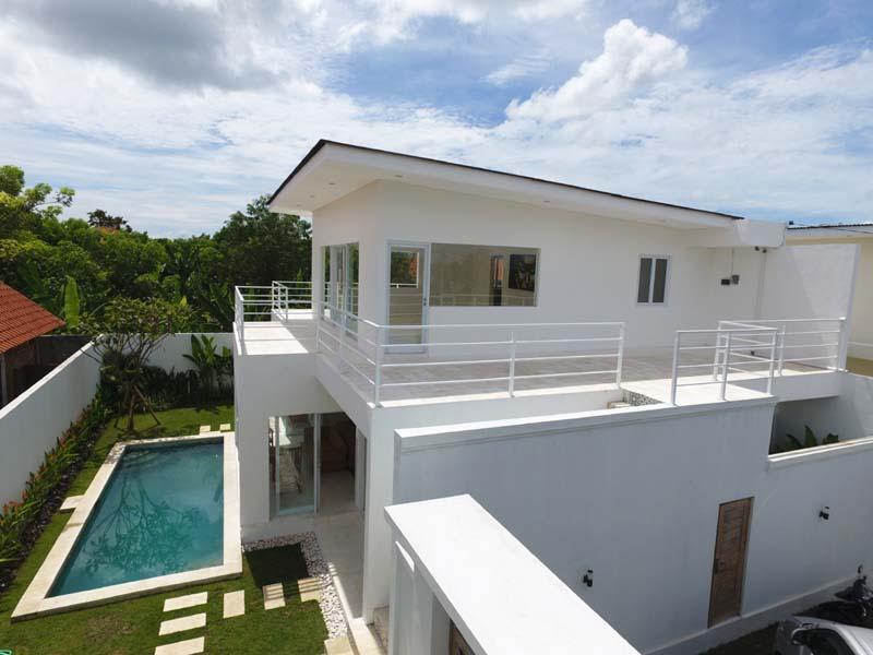 Modern Two-Storey Pool Villa in Sanur