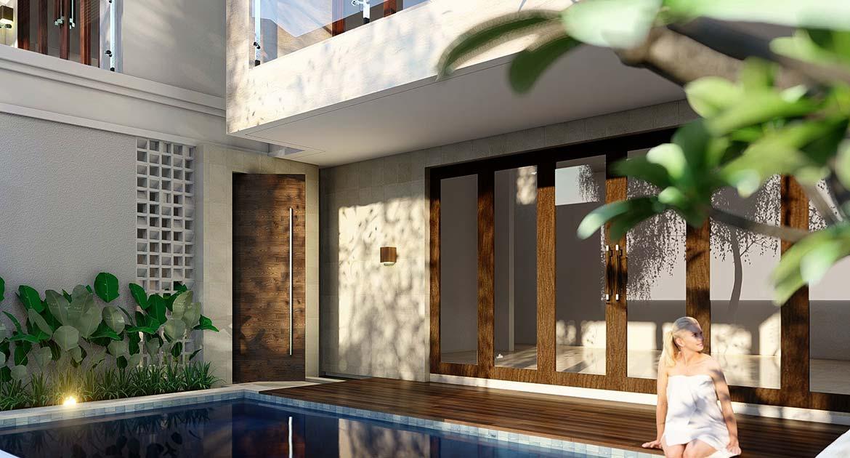 Brand New 3-Bedroom Suite Villa in the heart of Seminyak