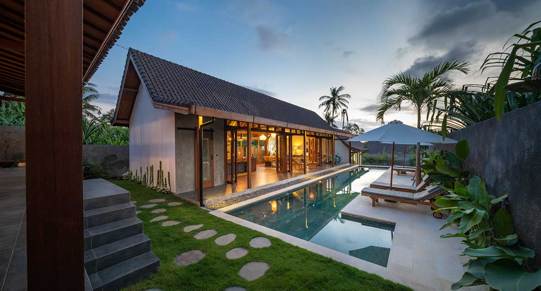 Charming Modern Villa in a tranquil Canggu Village