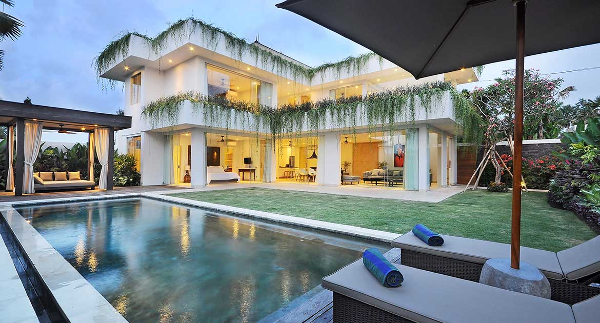 Secure Your Luxury Villa With a Very Competitive Price