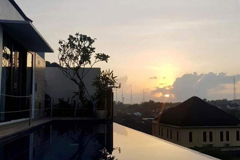 Brand New Villa for Sale with Sunrise & Sunset View located in Kutuh, Ungasan – Jimbaran Bali
