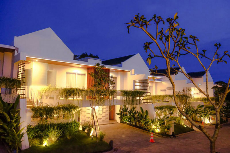 Villa Complex Resort with Ocean View Private Villa & Resort Management
