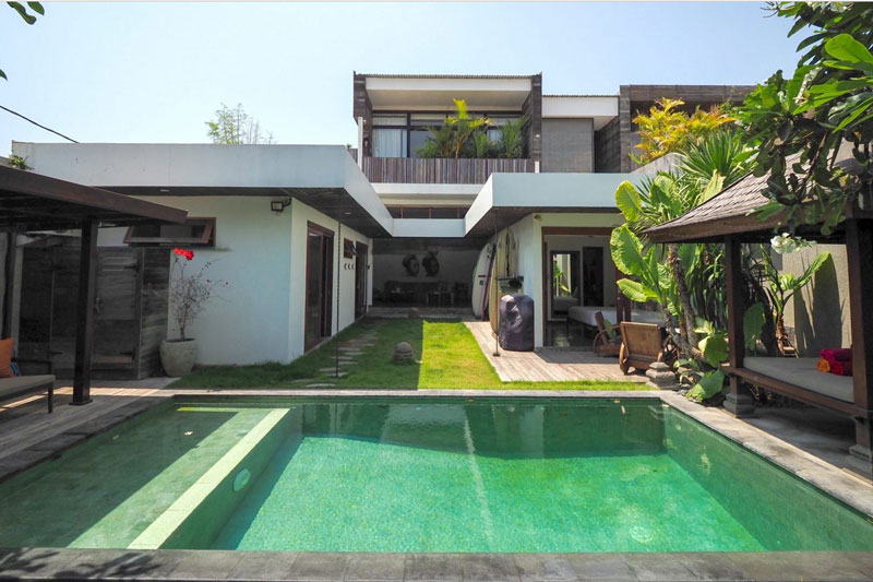 Perfect Batu Bolong Quality Villa