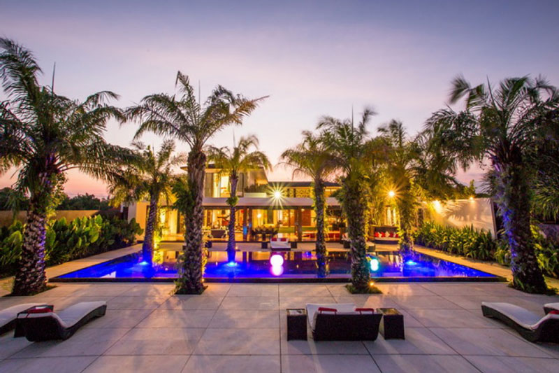 Captivating Modernist Villa For Sale In Echo Beach Canggu