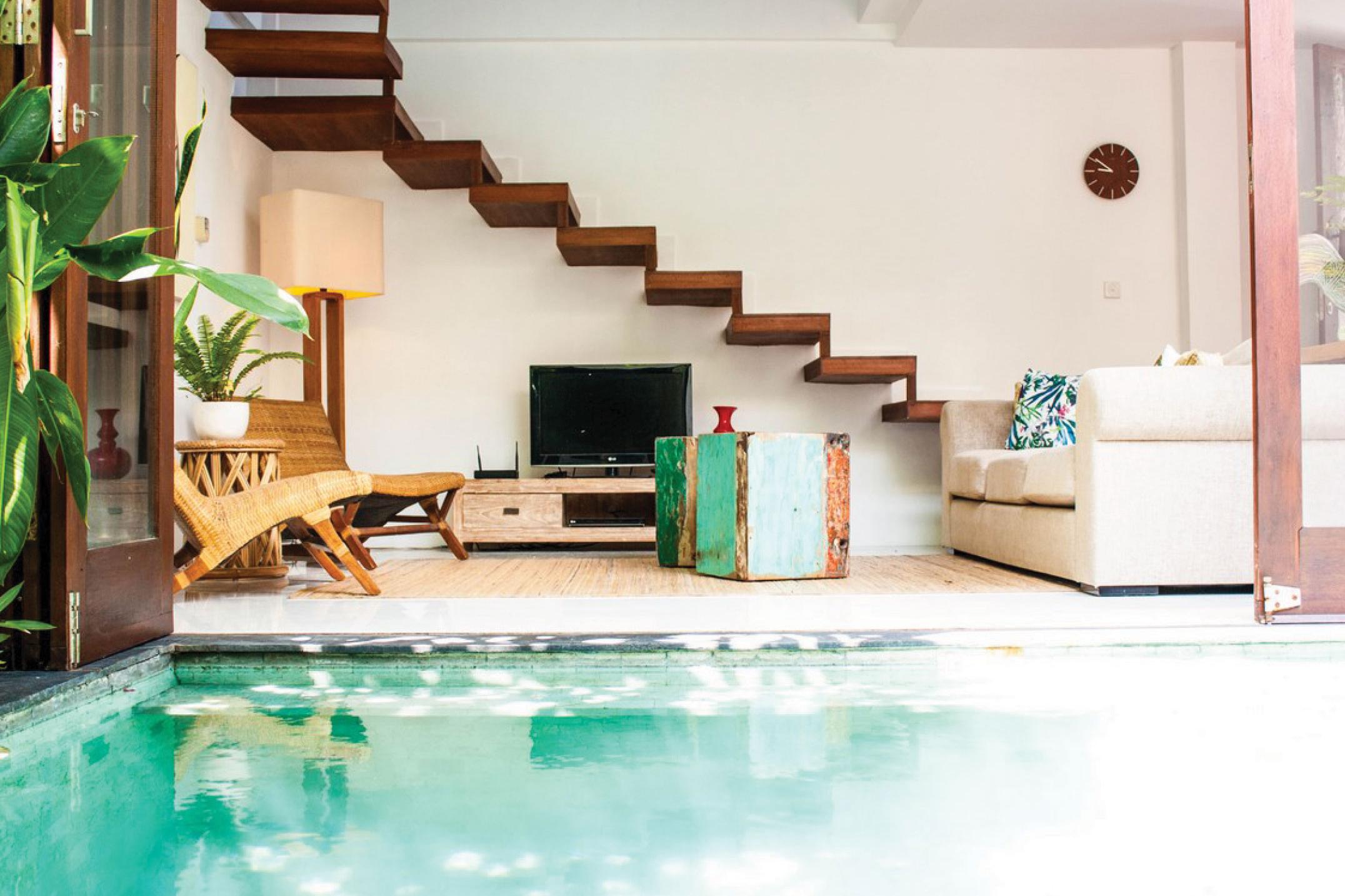 Three Bedroom Compact Villa